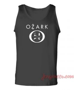 Ozark Series Unisex Adult Tank Top