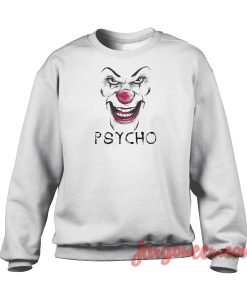 Psycho Clown Crewneck Sweatshirt