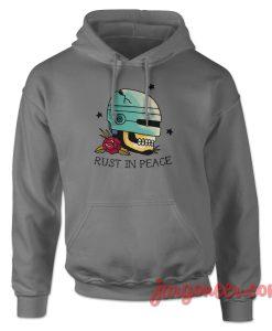 Rust In Peace Hoodie
