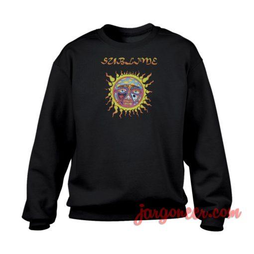 Sublime Sun Logo Crewneck Sweatshirt