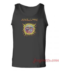 Sublime Sun Logo Unisex Adult Tank Top