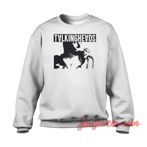 Talking Heads Crewneck Sweatshirt