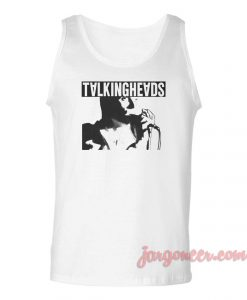 Talking Heads Unisex Adult Tank Top