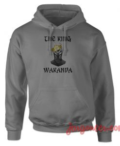 The King Of Wakanda Hoodie