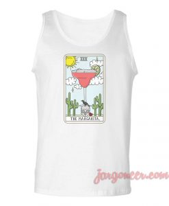 The Margarita Unisex Adult Tank Top