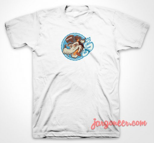 Thrasher Wolf T Shirt