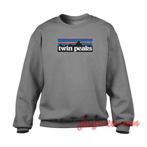 Twin Peaks Patagonia Crewneck Sweatshirt