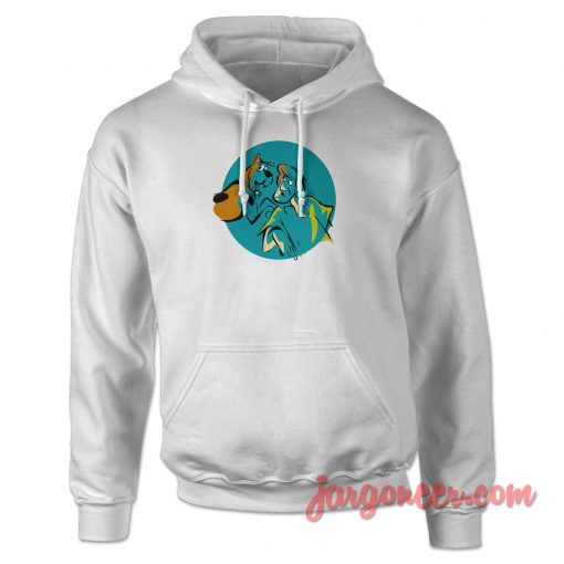 Vintage Shaggy And Scooby Hoodie