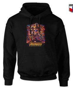 Avengers Infinity War Hoodie Design