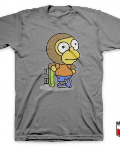 Bape Simpsons T Shirt