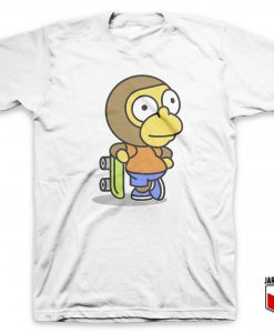Bape Simpsons T-Shirt