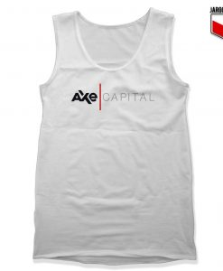 Billion Axe Capital Unisex Adult Tank Top Design