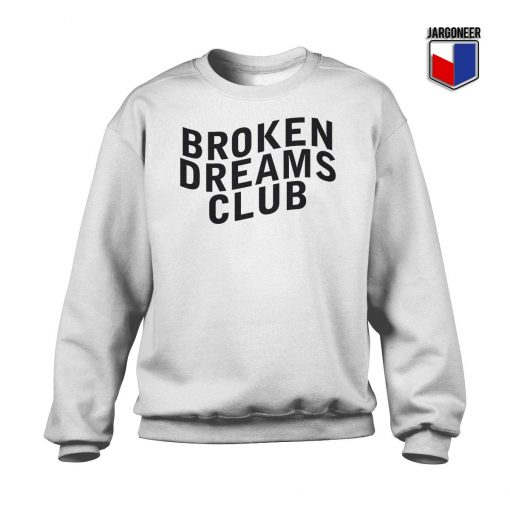 Broken Dreams Club Crewneck Sweatshirt