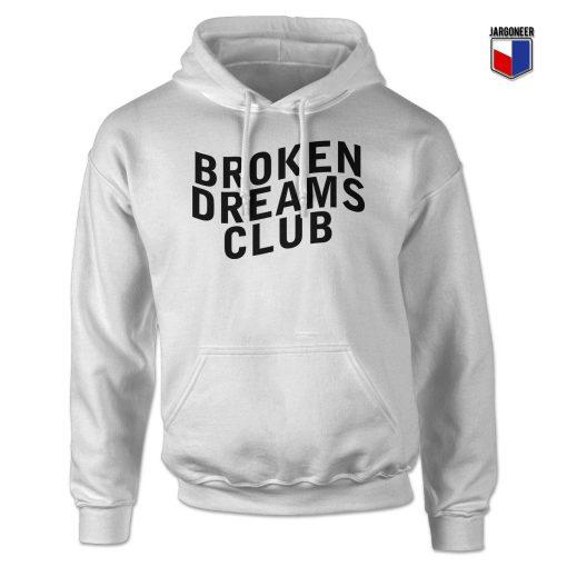 Broken Dreams Club Hoodie Design