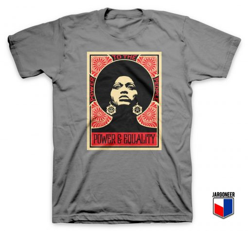 Cool Angela Yvone Davis T Shirt Design