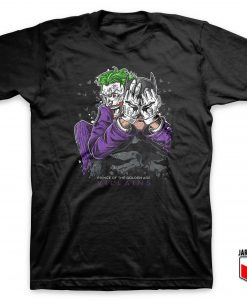 Cool The Bat Joker T Shirt Design