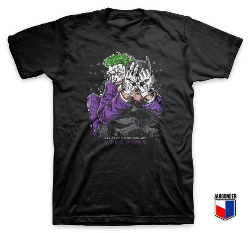 Cool The Bat Joker T Shirt Design