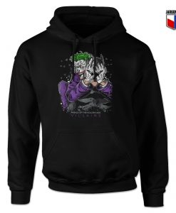 Cool The Bat Joker Hoodie Design