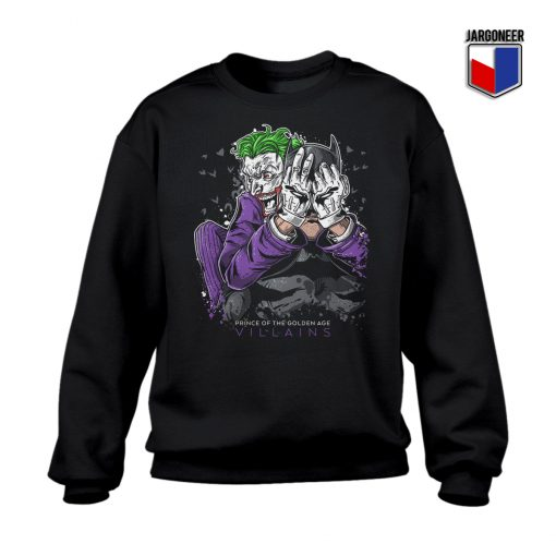 The Bat Joker Crewneck Sweatshirt