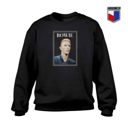 David Bowie Crewneck Sweatshirt