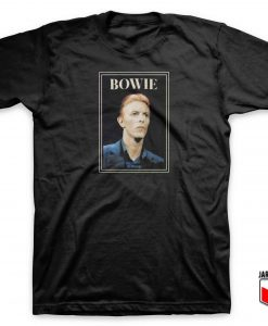 Cool David Bowie T Shirt Design