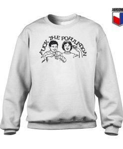 Fuck The Population Crewneck Sweatshirt