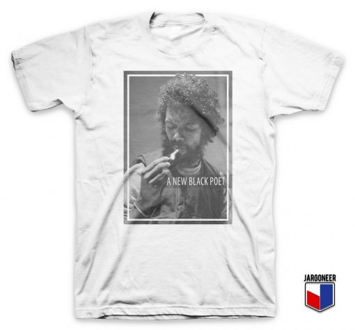 Cool Gil Scott Heron T Shirt Design
