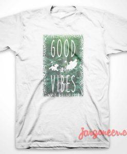 Good Vibes Hakuna Matata T-Shirt