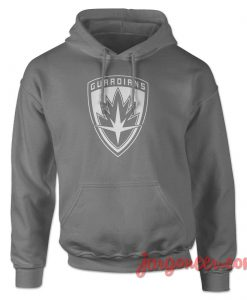 Guardians Of Galaxy Shield Hoodie
