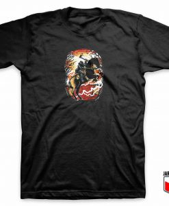 Cool Headless Horseman T Shirt Design