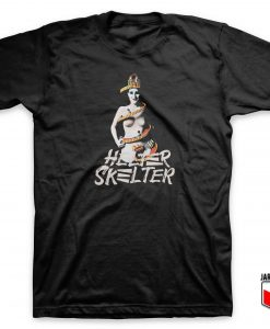 Cool Helter Skelter T Shirt Design