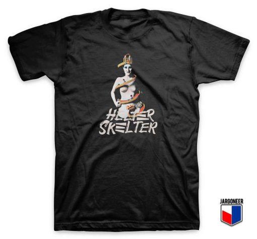 Cool Helter Skelter T Shirt Design