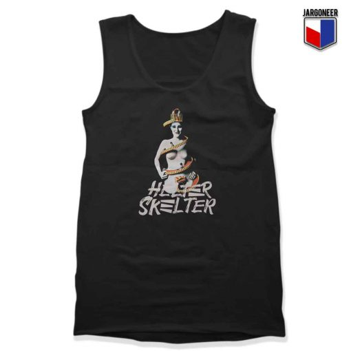 Helter Skelter Unisex Adult Tank Top Design