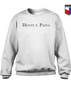 Henny X Pasta Crewneck Sweatshirt