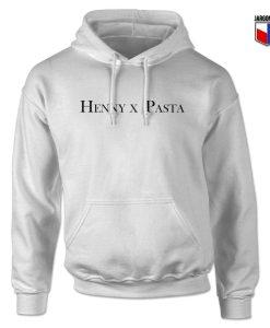 Henny X Pasta Hoodie Design