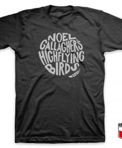 noel gallagher's high flying birds T Shirt
