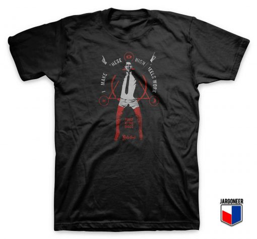 Cool I Make These High Peels Work T Shirt Design