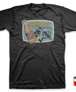 Jamaica Dry Pale Ginger Ale T Shirt