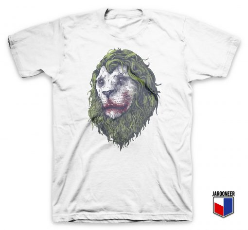 Cool Stoned Lion T Shirt Design