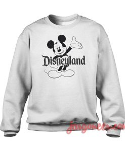 Mickey Disney Crewneck Sweatshirt