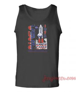 Nasa Camp 1976 Unisex Adult Tank Top