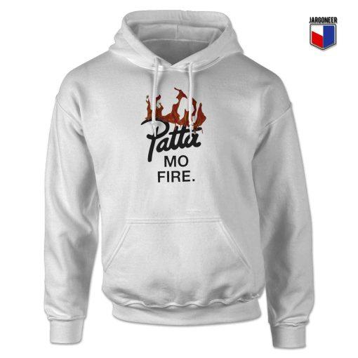 Patta Mo Fire Hoodie Design
