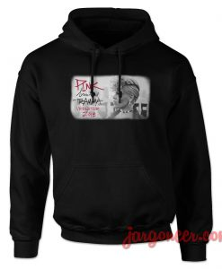 Pink Beautiful Trauma Tour 2018 Hoodie