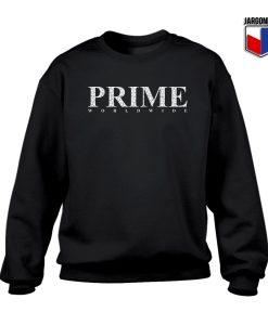 Prime Worldwide Crewneck Sweatshirt