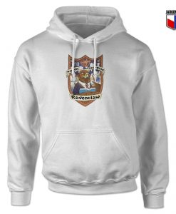 Ravenclaw Wisdom Learning Hoodie Design