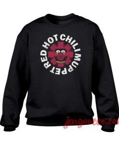 Red Hot Chili Muppet Parody Crewneck Sweatshirt