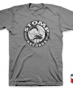 Stomp Records T-Shirt