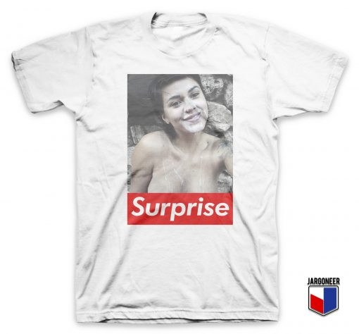 Surprise In The Beauty Face T Shirt
