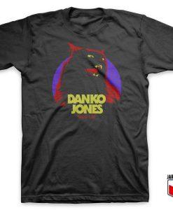 Cool Danko Jones – Wild Cat Cover T Shirt Design