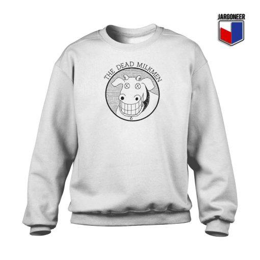 The Dead Milkmen Crewneck Sweatshirt